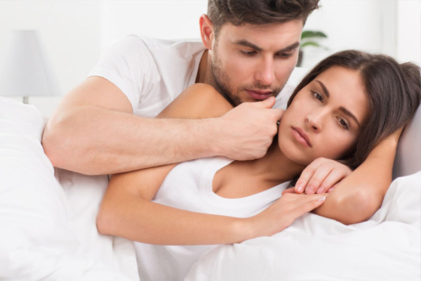 Phụ nữ khi đã quan hệ xong thường ngại làm tình