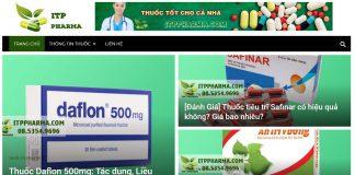 Nhà thuốc online ITP PHARMA